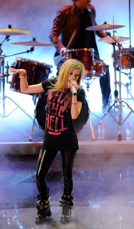 Avril Lavigne (Infophoto)