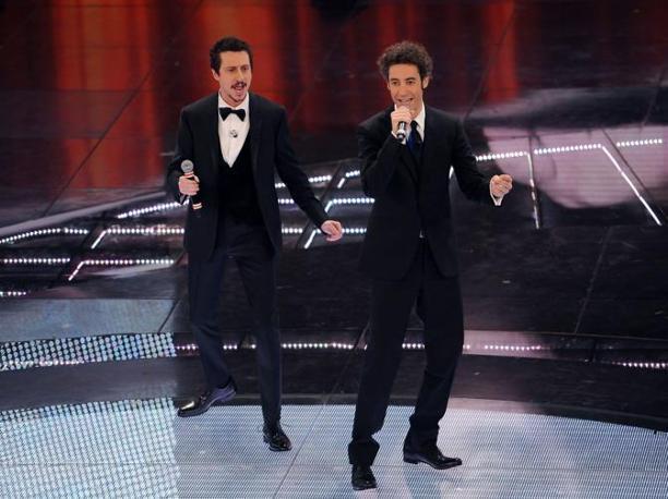 Luca e Paolo (Ansa)