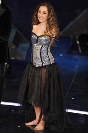 Simona Atzori (Ansa)