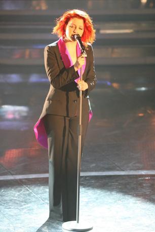 Noemi sul palco (Liverani)