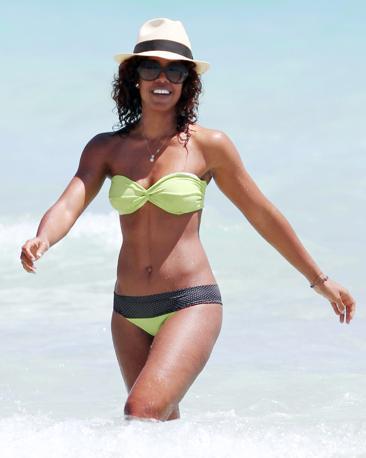 Miami : Kelly Rowland  (Olycom)