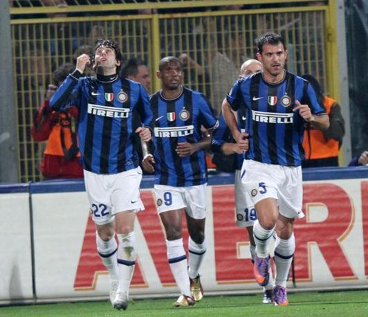 Palermo-Inter (La Presse)