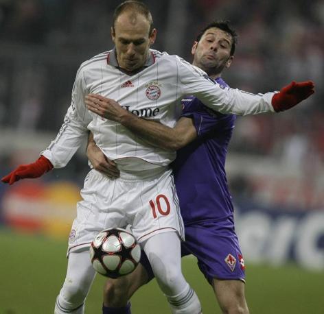 Robben e Gobbi (Reuters)