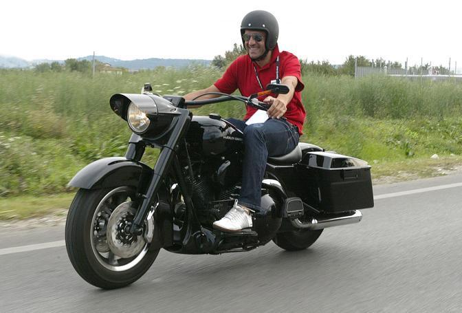 In moto (foto Bettini)