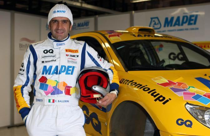 "Al ""Monza Rally show"" (Omega)"