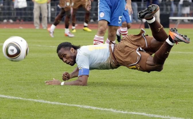 Didier Drogba, Costa d'Avorio (Reuters)