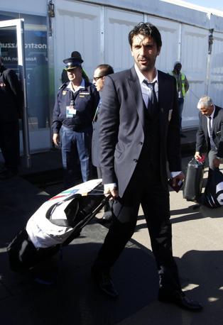 Gigi Buffon (Reuters)