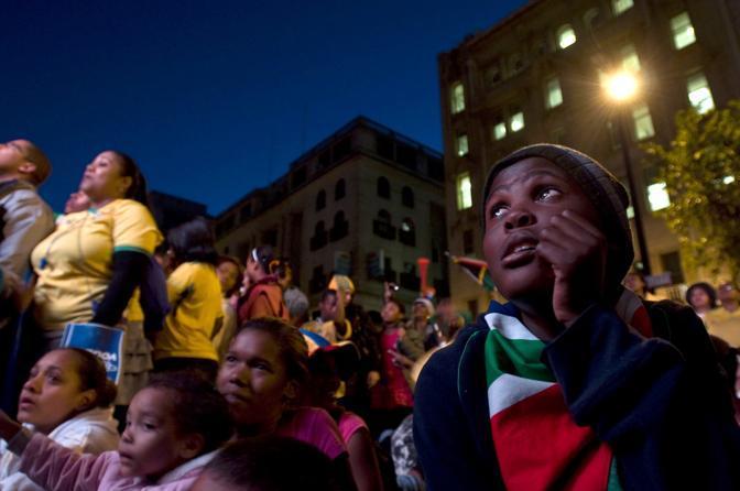 Città del Capo (Reuters)