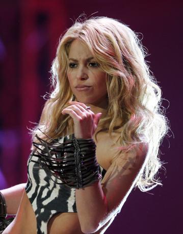 Shakira (Afp)