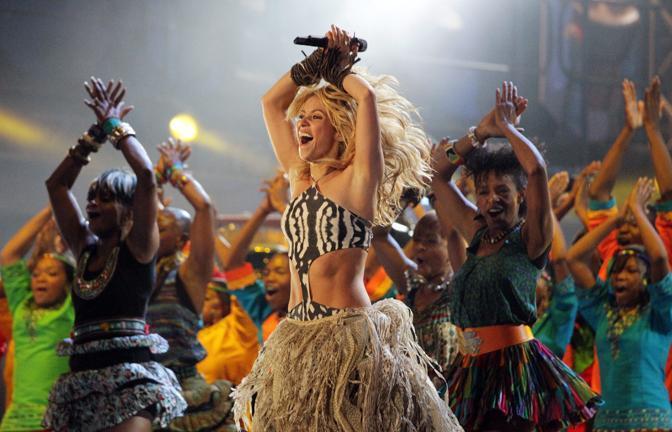 Shakira (Epa)