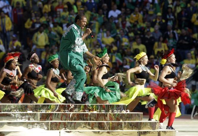 Il cantante nigeriano Fela Kuti (Ap/Hadebe)