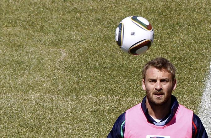 De Rossi (Reuters)