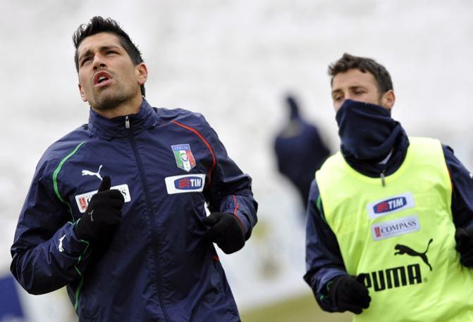 Borriello e Cossu (Reuters)