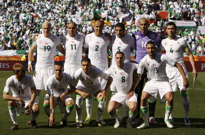 Slovenia-Algeria:  E questa invece è l'Algeria (Reuters)