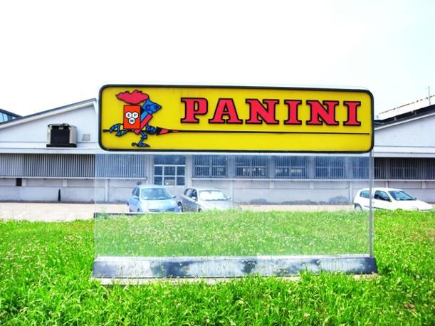 La  fabbrica Panini a Modena nella storica sede di Via Emilio Po 380 (foto di Ambra Craighero)