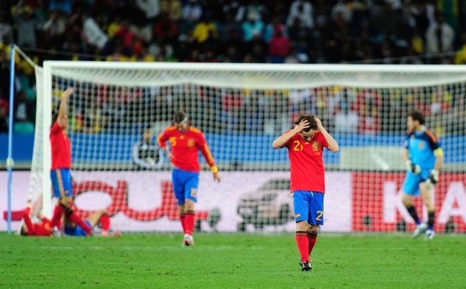 La delusione spagnola (Getty)