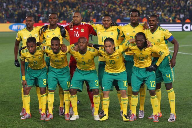 Inizia il secondo turno: ecco la nazionale sudafricana (Getty)