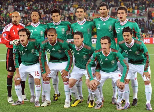 Ed ecco il Messico (Epa)