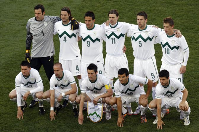 Inizia il secondo turno del girone C: ecco la nazionale slovena (Ap)