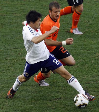 Olanda-Giappone 1-0: Matsui e van der Vaart (Ap)