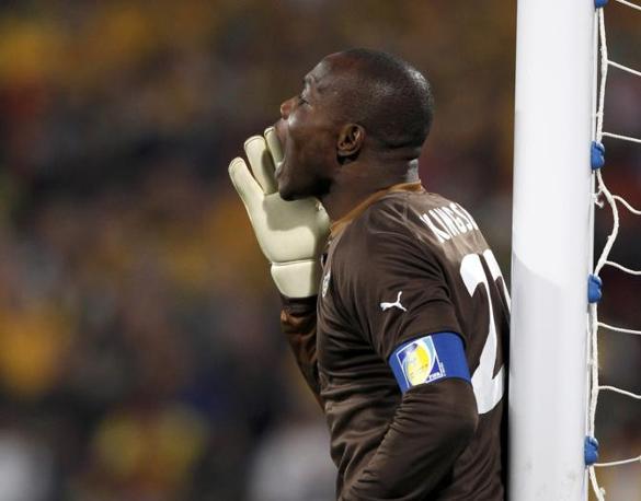 Ghana-Australia 1-1: ancora Kingson (Reuters)