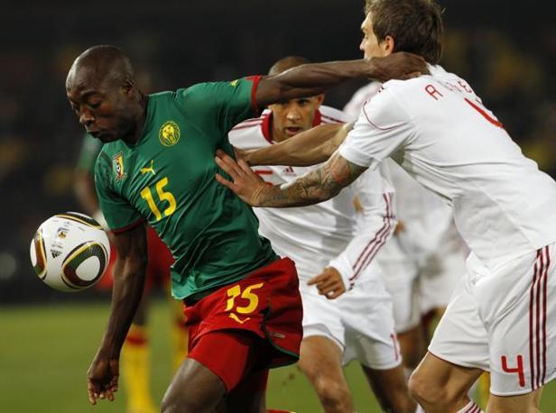 Camerun-Danimarca 1-2: Webo marcato da Agger (Ap)