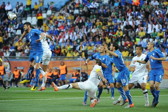Italia-Nuova Zelanda: Iaquinta anticipa l'avversario (Ansa)