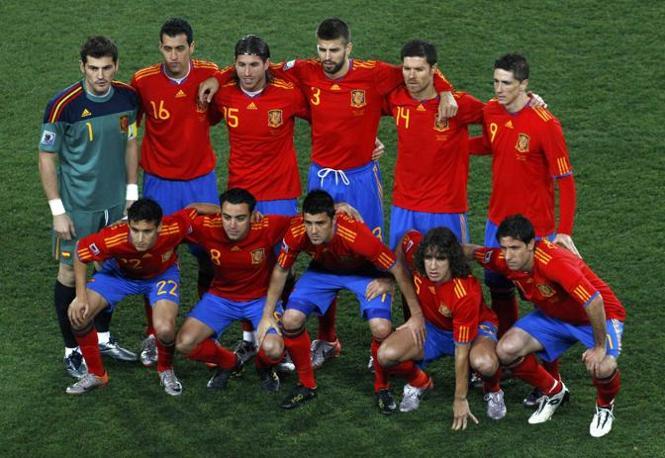 In serata tocca alla Spagna... (Reuters)
