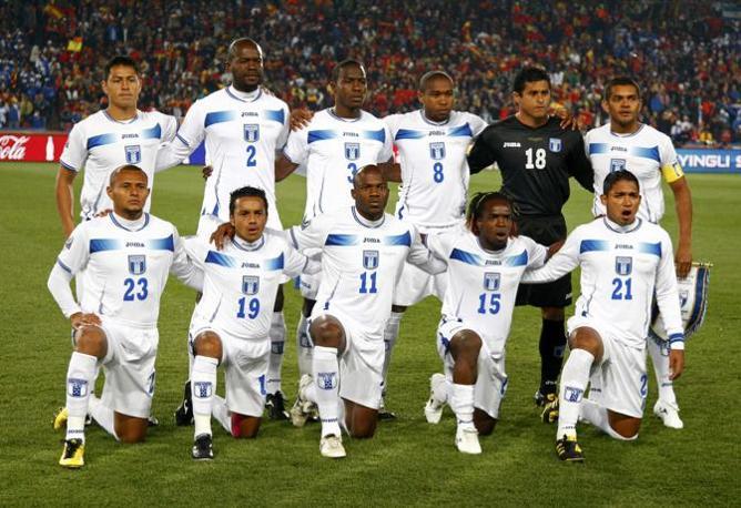 ... contro l'Honduras (Reuters)