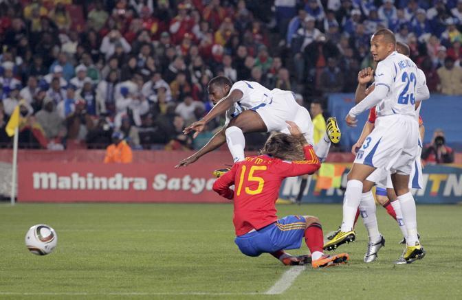 Ancora Ramos con Figueroa (Reuters)