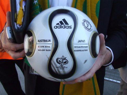 Germania 2006 - Teamgeist