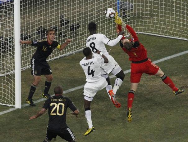 Ghana-Germania 0-1:  (Reuters)