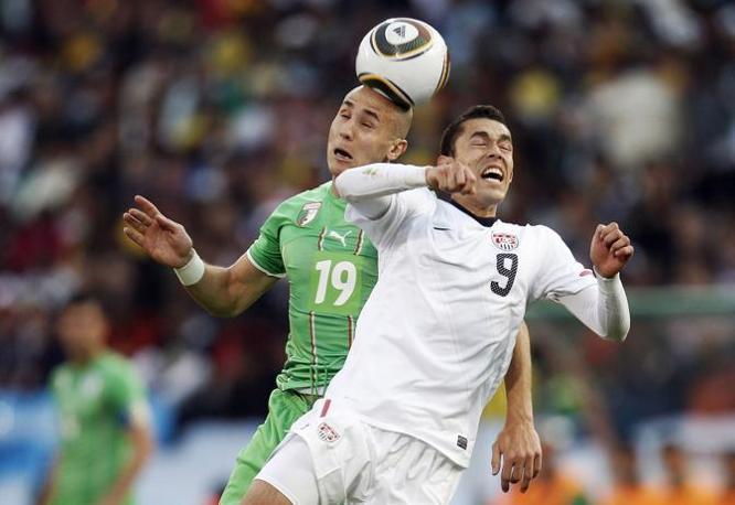 Stati Uniti-Algeria 1-0: Herculez Gomez e Hassan Yebda