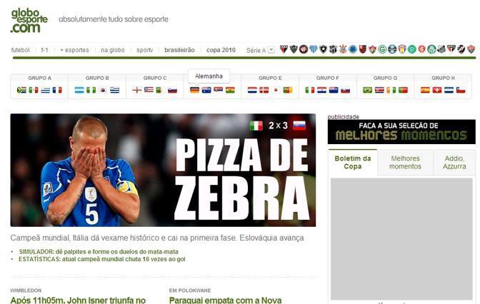 O Globo Esporte