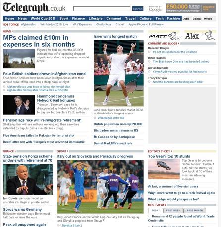 Il Telegraph