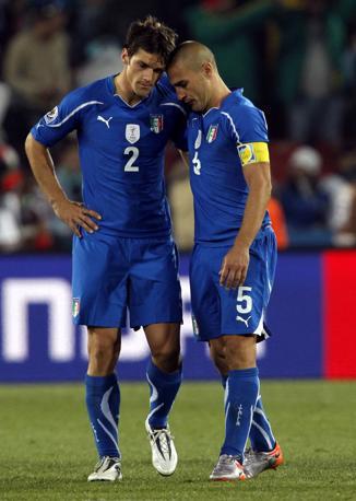 Maggio e Cannavaro (Ap)