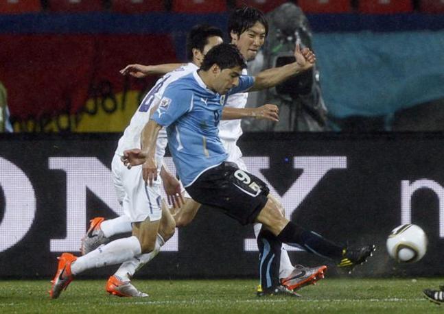 All'80' Suarez segna di nuovo (Reuters)