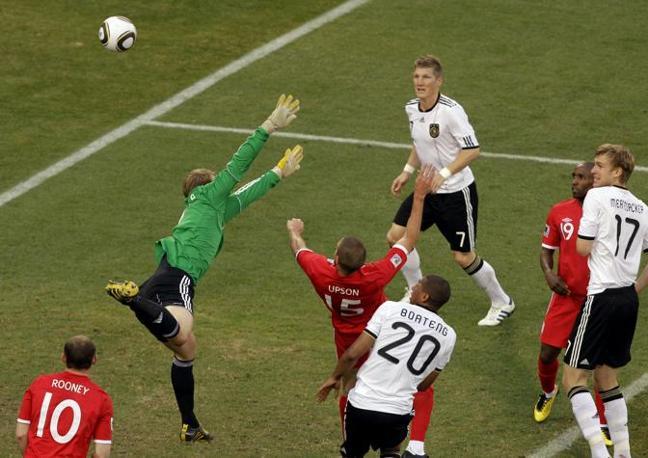 Germania-Inghilterra (Ap).