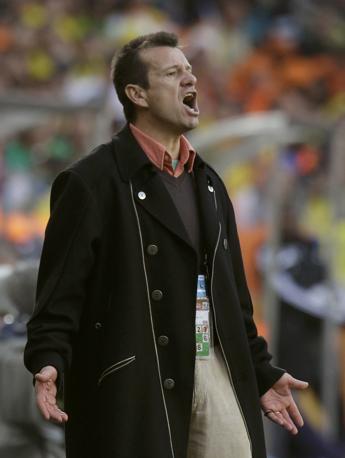 Olanda-Brasile 2-1: il ct brasiliano Carlos Dunga (Reuters)