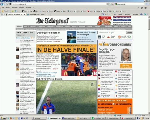 """""""De Telegraaf"""""""