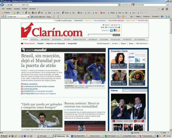 """""""Clarín"""""""