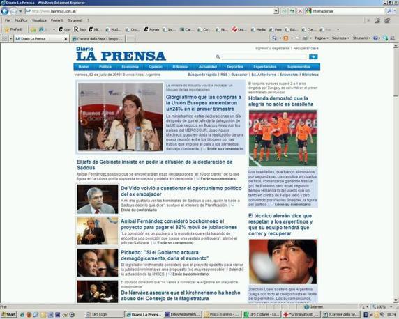 """""""La Prensa"""""""