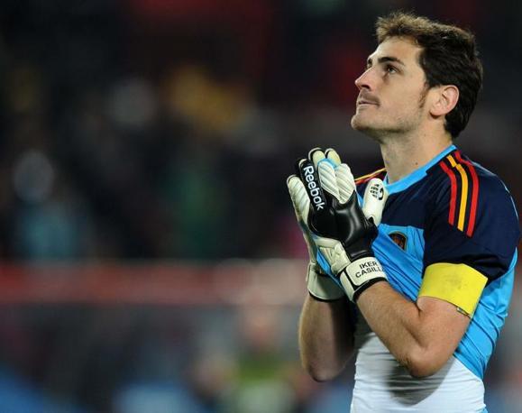 Casillas in apprensione (Liverani)