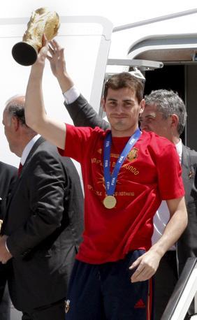 Casillas (Epa/Sergio Barrenchea)