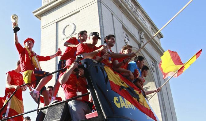 All'Arco della Vittoria (Reuters/Andrea Comas)
