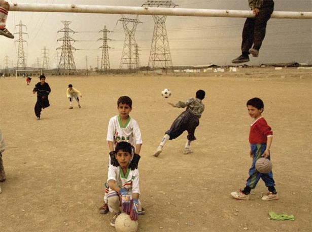 Teheran, Iran, 1988 Foto: Abbas, Magnum Foto