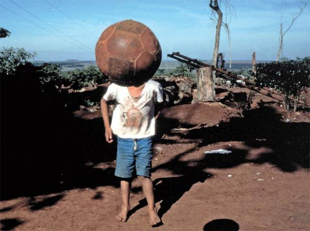 Cedrales, Paraguay, 1992. Foto: Alex Webb, Magnum Photos