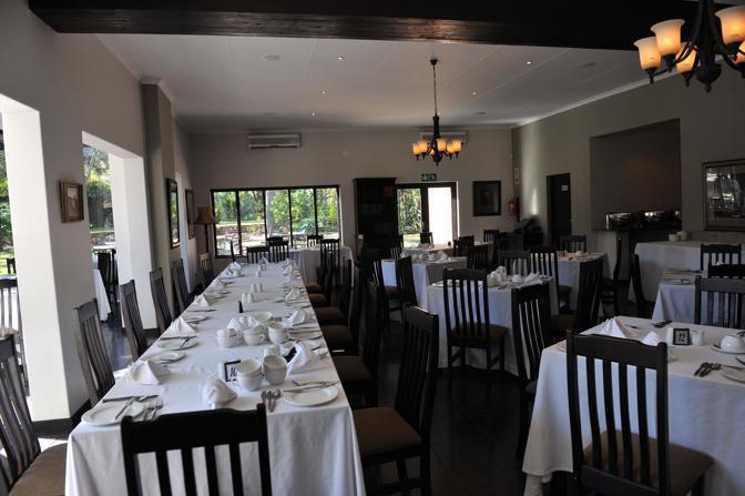 La zona pranzo (Ipp)