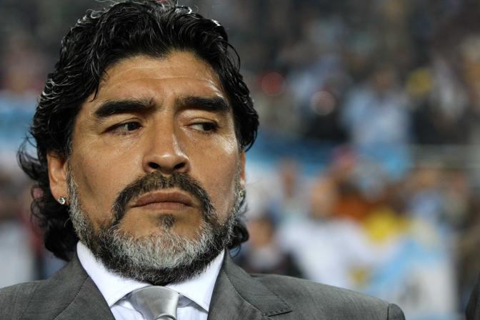 Diego osserva (Lapresse)