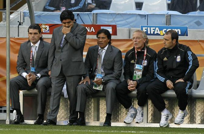 Diego è perplesso (Ap)